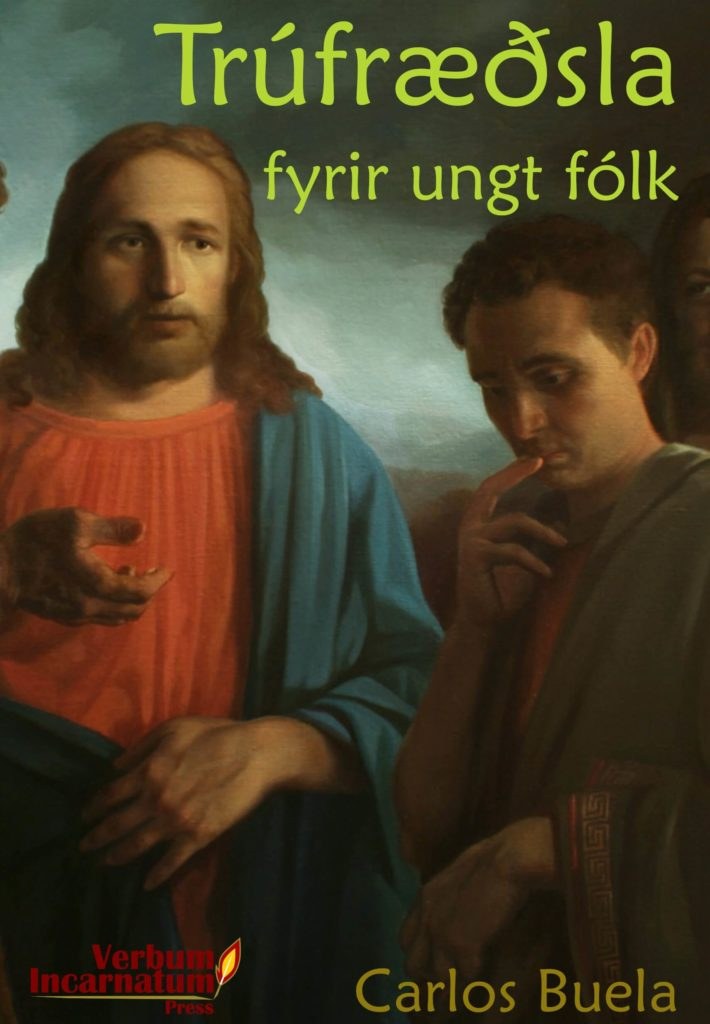 Tapa Catecismo Islandés