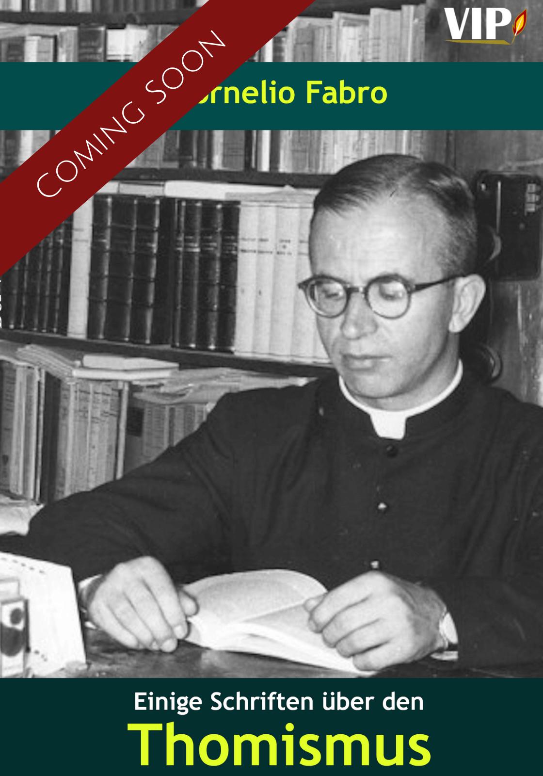 Einige Schriften über den Thomismus