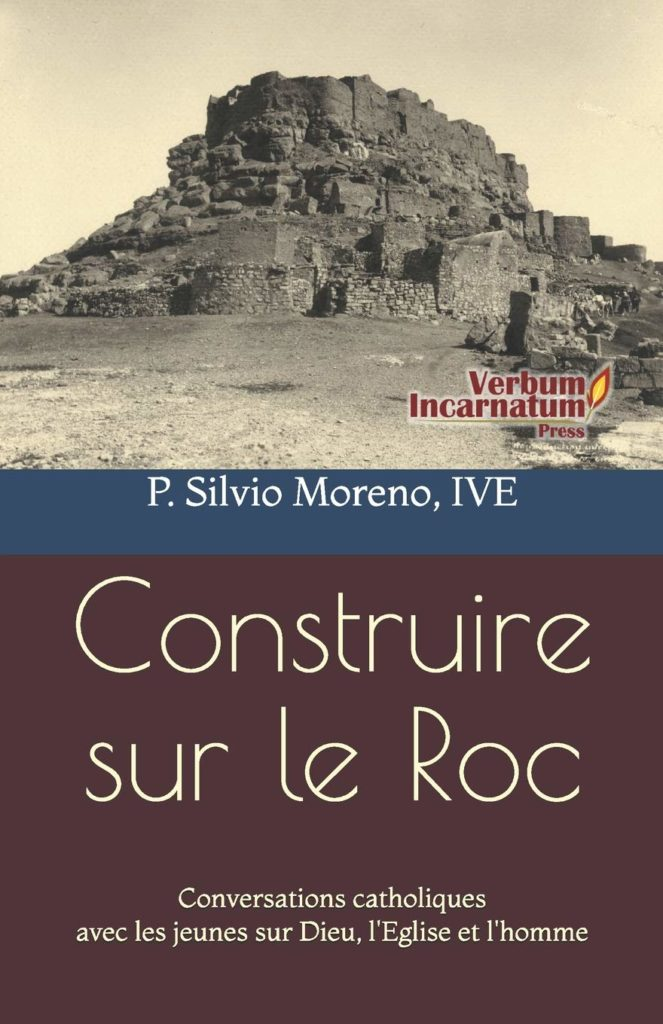 CONSTRUIRE SUR LE ROC - book cover